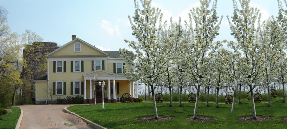 Zebulon Strong House-Six Acres Bed and Breakfast