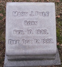 Spring Grove Cemetery gravestone