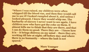 MAry Younger quote