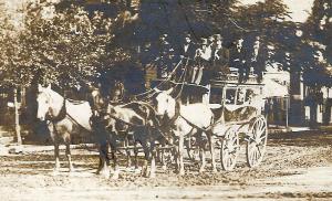 Cumminsville Omnibus