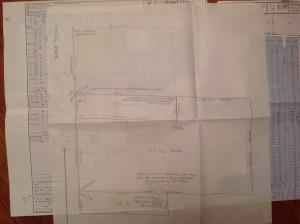 Plot of Cheney property