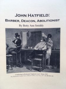 Hatfield cover genealogy version